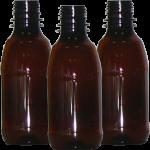 PET 250 ML Amber